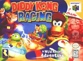 Diddy Kong Racing 1997