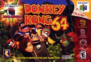 Donkey Kong 64 1999