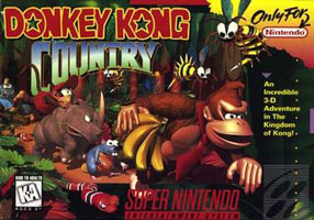 Donkey Kong Country 1994