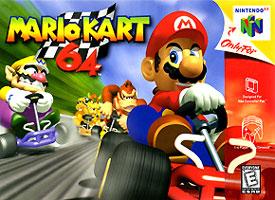 Mario Kart 64 1996