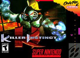 Killer Instict 1995