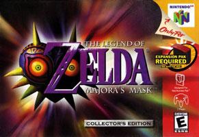 The Legend of Zelda: Majora's Mask 2000