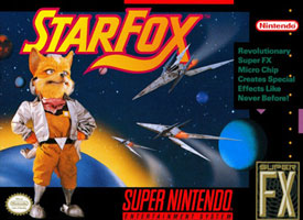 Star Fox 1993