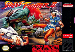 Street Fighter II: The World Warrior 1992