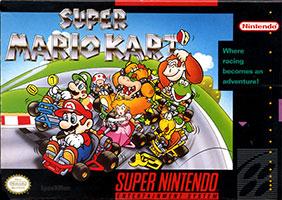 Super Mario Kart 1992