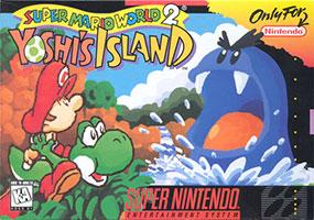 Super Mario World 2: Yoshi's Island 1995
