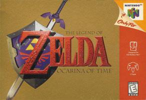 The Legend of Zelda: Ocarina of Time 1998